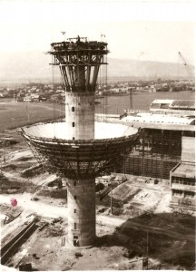 Constructia turnului de apa -Tractorul - 1969m