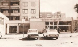 Magazinul Tehnico-Sanitare din cadrul Complexului Micsunica ( B-dul Saturn), 1991