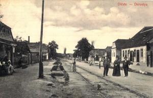 Dirste - Brasov - 1912